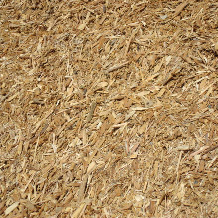 Small Light Wood Chips